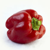 Red Bell Pepper. — Stock Photo