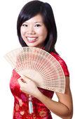 Oriental girl — Stock Photo