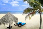 Beach holiday. — Stock Photo