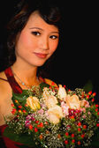 Asian bride — Stockfoto