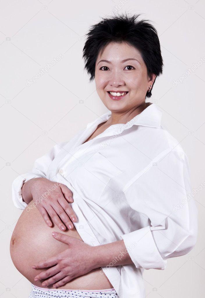 Asian Pregnancy 37