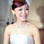 Beautiful bride. — Stock Photo