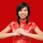 Happy chinese new year — Stock Photo #2360367