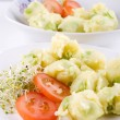 Stock Photo: Potato salad.