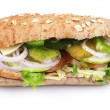 Stock Photo: Sandwich.