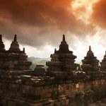 Borobudur Ruins — Stock Photo #2365194