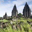 Prambanan ruins - Stock Photo