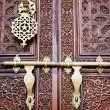 Islamic style door — Stock Photo #2366172