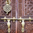 Stock Photo: Islamic style door