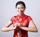 Happy chinese new year — Stock Photo