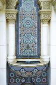 Moroccan Pavilion — Stock Photo