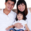 Royalty-Free Stock Photo: Happy family.