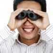 Stock Photo: Binocular.