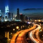 Kuala Lumpur. — Stock Photo #2381003