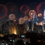 Kuala Lumpur, Malaysia. — Stock Photo #2381069