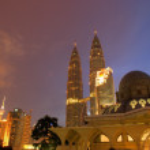 Kuala Lumpur, Malaysia — Stock Photo #2385132