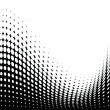 Stock Photo: Abstract dots background.
