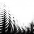 Abstract dots background. - Stock Photo