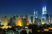 Kuala Lumpur Malaysia. — Stock Photo