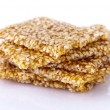 Stock Photo: Sesame snack