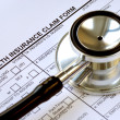 Stockfoto: Rising medical cost in United States