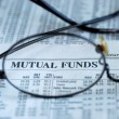 Focus on mutual fund investing — Stock Photo #2409173