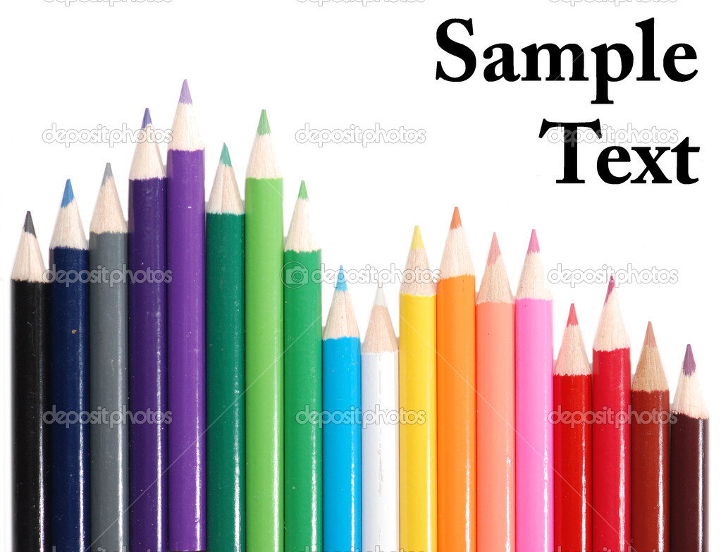 Color pencils — Stock Photo #2049847