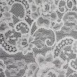 Royalty-Free Stock Photo: White decorative lace with pattern