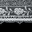 Stock Photo: Decorative lace with pattern