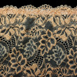Decorative lace with pattern — Stock Photo