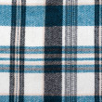Knitted colour plaid fabrics — Stock Photo