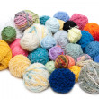 Ball of the threads — Stock Photo