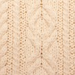 Knitted fabrics, pattern - Stock fotografie