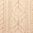 Knitted fabrics, pattern - Photo