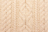 Knitted fabrics, pattern — Stock Photo