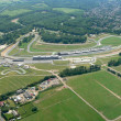 Brands Hatch Aerial — Stock Photo