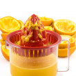 Orange juicer — Stock Photo #2360184