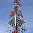 Telecommunications tower — Stock Photo #2414067