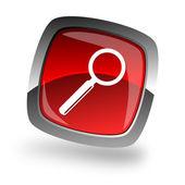 Search internet icon — Stock Photo