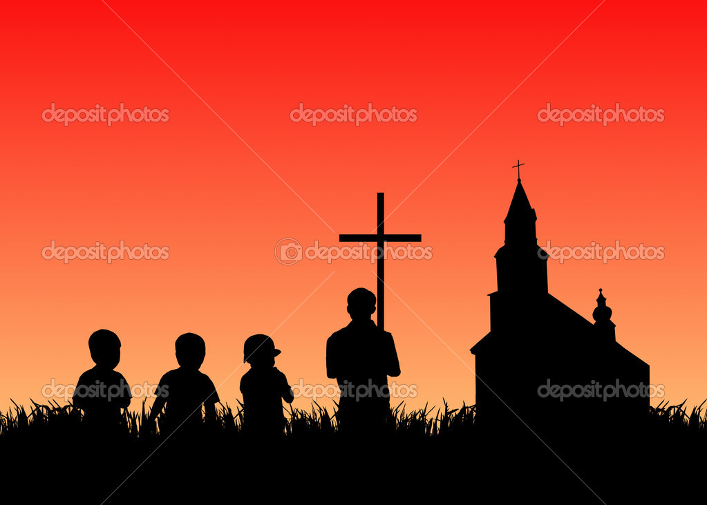 Pilgrims — Stock Photo #2054491