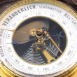 Old barometer — Stock Photo #2141890