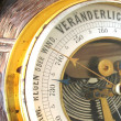 Old barometer — Stock Photo #2141893