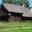 Wooden barn — Foto de Stock