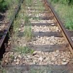 Rail tracks — Stock Photo #2143028