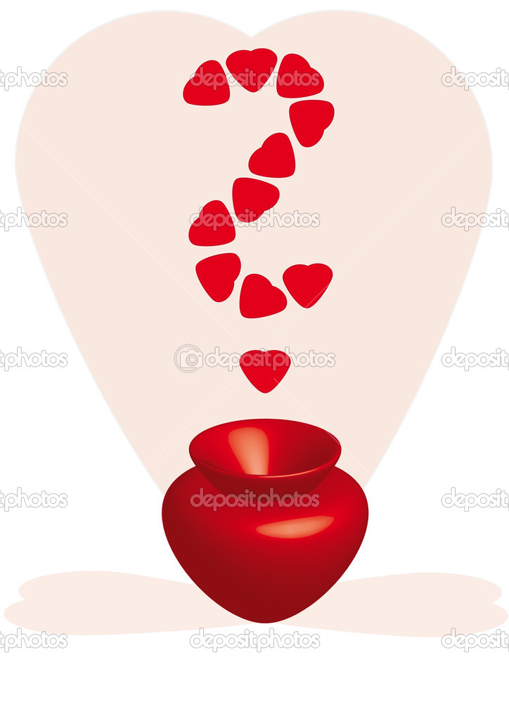 Abstract valentine day — Stock Photo #2443922
