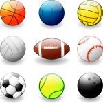 Sport balls — Stock Vector #1980228
