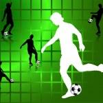 Soccer — Stock Vector #2069775