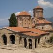 St. Naum monastery, Ohrid Lake — Stock Photo