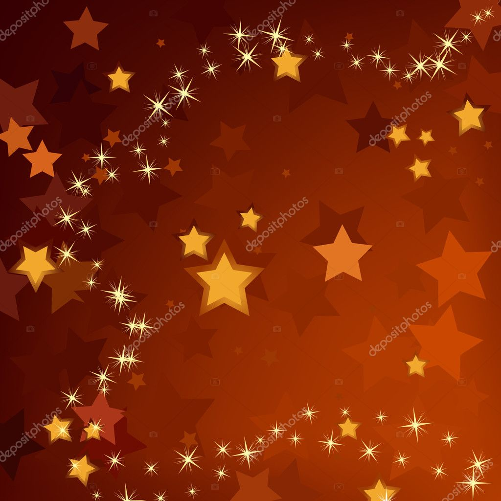 Vector Christmas background  — Stock Vector #2268501