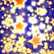 Royalty-Free Stock Photo: Gold stars
